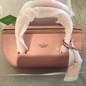 *Brand New* Kate Spade Baby Pink Crossbody Tote